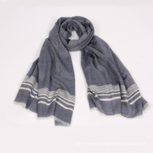 señora bufandas pashmina chales de pakistán fábrica de China