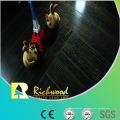 Haushalt 12,3 mm E1 Spiegel Walnut wasserdicht Laminatboden