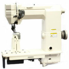 Zuker Single Needle Post Bed Lockstitch Industrial Sewing Machinery (ZK9910)