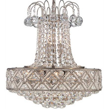 Factory wholesale price for Classical Crystal Chandelier classical pendant crystal chandelier lighting supply to France Factories