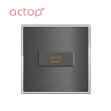 ACTOP Plastic Tact Switch USD Porta Soquete SOS USB