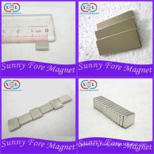 N40H N42H N52 N35 performance neodmium miniature electro aimant