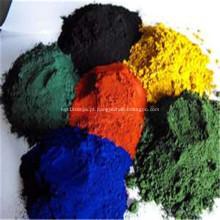 Pigmento Y311 do amarelo do óxido de ferro para a pintura