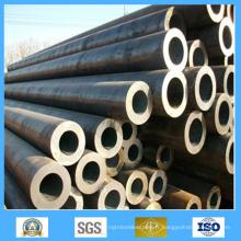 Tuyau d'acier sans soudure laminé à chaud de vente directe d'usine pour la transmission de fluide