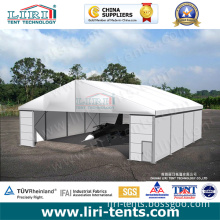 Latest Hangar Tent for Helicopters & Small Planes Parking