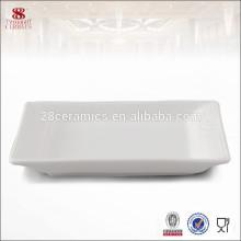 Juegos de vajilla de cristal guangzhou haoxin placa de vidrio y juego de platillos, plato de queso