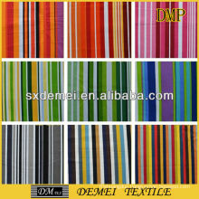 types of woven shadow stripe fabric