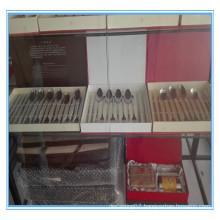 titanium chopsticks and spoon titanium tableware set