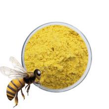 Polvo de polen de abeja orgánico de miel de producto de salud