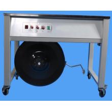 Semi automatic pallet strapping machine