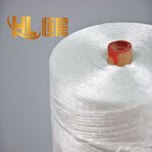 perfect white UV-protection pp baler twine for agriculture from wuxi henglong