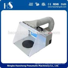 HS-E420DCLK Produits les plus vendus DC Spray Booth Mini Hobby Tool