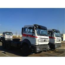 Hohe Sicherheit Beiben Ng80 6X4 Traktor LKW zu verkaufen