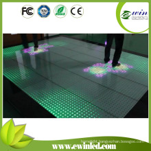 Colorful Changing LED Lighted Glass Bricks for Exhibition