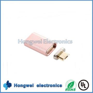 Micro USB Ladekabel Magnetischer Datenadapter für-Samsung-S5-S6