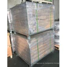 Accesorios de tubería de acero inoxidable (caja de embalaje ss)