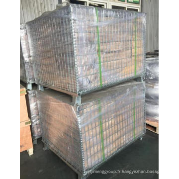 Raccords de tuyaux en acier inoxydable (caisse d'emballage ss)