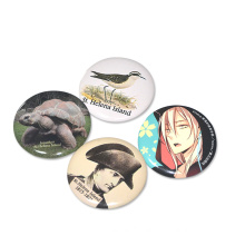 Promotional Custom Funny Tin Badge with Logo