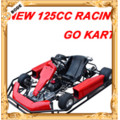 10 HP 125 cc Single Seat Go Kart