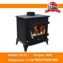 Factory Direct Selling Insert 5kw Cast Iron Coal Stove