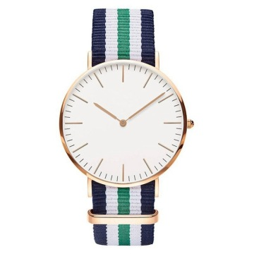 Daniel Wellington Nylon nato Strap watch