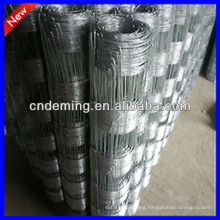 Galvanized Grassland Fence/Field Fence(Gold supplier/Manufacturer/ISO9001)
