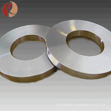 Hot sale ASTM B381 industrial forged titanium ring