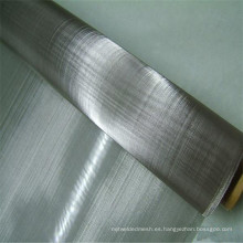 Alta resistencia a la corrosión 20 40 60 micras de malla de alambre hastelloy