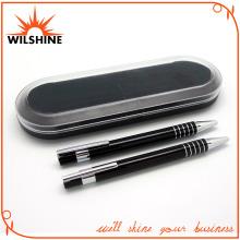 Popular Aluminum Pen Set for Premium Gift (BP0198BK)