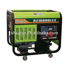 Generadores diesel portátiles refrigerados por aire