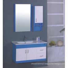 90cm PVC Bathroom Cabinet Furniture (B-506)