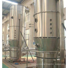 2017 LDP series Fluid bed coater, SS powder coating fluidizer, flow material top spray granulation process