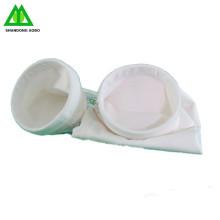 Высокотемпературный цедильный мешок PTFE для сборника пыли