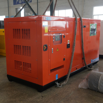 SHANHUA 75 kW quiet electric generator for sale