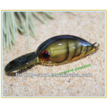 CKL005 5CM 3.5G New product hot selling hard plastic lure crank bait small fishing lure