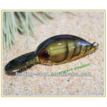 5см 3.5 CKL005 G новый продукт горячий продавать жесткого пластика приманки crank приманки небольшой рыболовные приманки