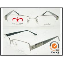 Gafas de metal para los vidrios de lectura vendedores calientes de moda unisex (WRM410006)