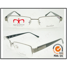 Metal Eyewear for Unisex Fashionable Hot Selling Reading Glasses (WRM410006)