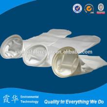 Saco de feltro líquido para separação líquido-sólido