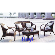Popular leisure outdoor furniture with cushion