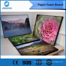Digital printing foam core board wholesale for poster frame