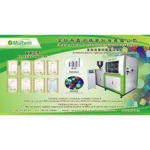China Hersteller Automatische Kunststoff-Flasche Cap Compression Molding Machine