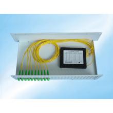 Rack-Mount PLC Optical Splitter