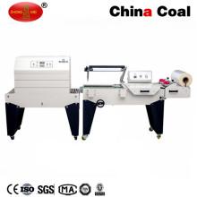 Paquete hermoso uso del envoltorio retráctil túnel de calor retráctil máquina de embalaje