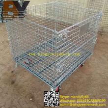 Almacenamiento de malla de alambre Almacenamiento de almacenes