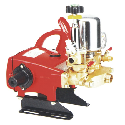 CE approval Reliable Performance Triple Plunger Pump
