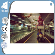 Ce Approved Speed ​​0.5m / S Moving Walkway