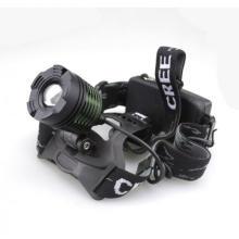 Super Power Водонепроницаемый CREE T6 светодиодный 1000lm фар Увеличить Zoomable велосипед кемпинг фар