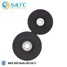 Matériau abrasif Plaque d'appui en fibre de verre abrasive