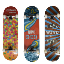Cheap wind street complete érable skateboards en gros